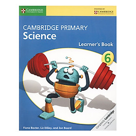 Cambridge Primary Science 6: Learner Book