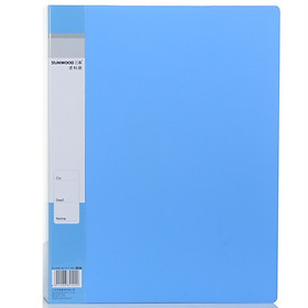 Miki (SUNWOOD) F60AK 60 pages of the standard type of information blue