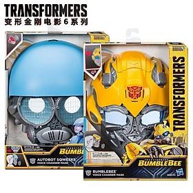 MV6 - Mặt nạ Bumblebee cao cấp thay đổi giọng nói TRANSFORMERS E1429/E0693
