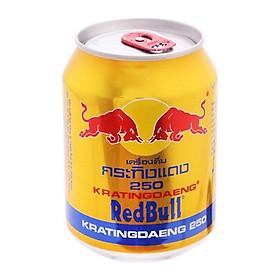 Big C - Nước tăng lực Red Bull 250ml - 00005