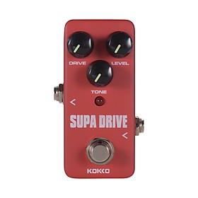 Phơ Guitar Điện Đa Chức Năng KOKKO FOD5 MINI (Level / Drive / Tone)