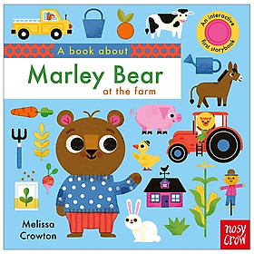 A Book About Marley Bear at the Farm