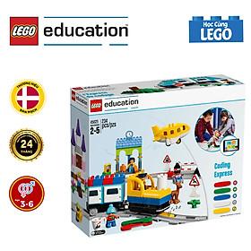 Bộ Lắp Ráp LEGO EDUCATION Đoàn Tàu Lập Trình - 45025 (234 Chi Tiết)