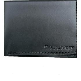 Ví ngang mini may thủ công  có chữ  blackberry
