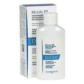 Ducray - Dầu Gội Làm Sạch Gàu, Dịu Ngứa Và Đỏ Da Ducray Kelual Ds Shampoo 200ml