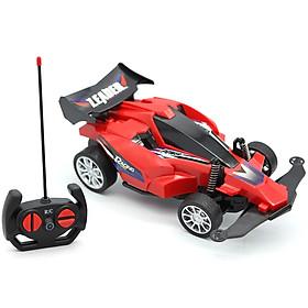 Xe Đua F1 Duka Điều Khiển Từ Xa, Có Ánh Sáng Kèm Pin Và Sạc USB