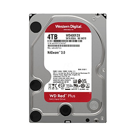 Ổ Cứng HDD NAS WD Red 4TB SATA III - WD40EFZX - Hàng Chính Hãng