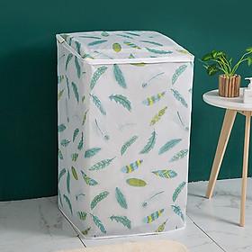 Áo trùm máy giặt chống thấm nước PVC 7KG -10KG ( CỬA NGANG - CỬA HÔNG)