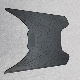 Thảm lót chân bằng cao su cao cấp dành cho xe máy YAMAHA LATTE mẫu mới