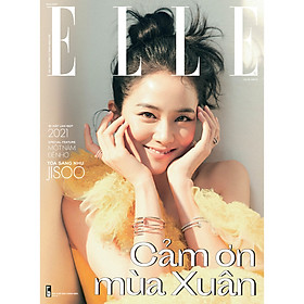 Tạp chí Elle số 1-2021