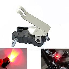Combo 2 Đèn phanh xe đạp cảnh báo gắn đuôi Mai Lee - Hàng chính hãng