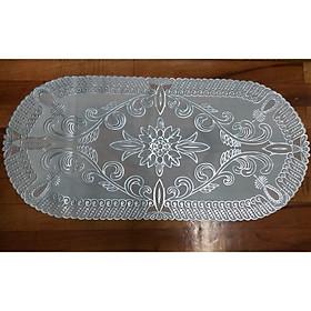 Khăn trải bàn ren hoa kích thước 40x85cm