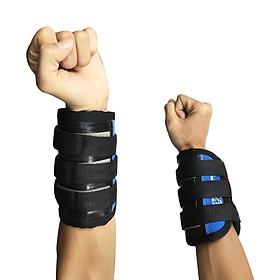 Chì đeo tay tập luyện thể lực,Giảm cân, phục hồi thể lực trọng lượng 3kg-2