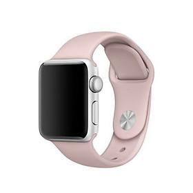 Dây cao su cho đồng hồ Apple Watch nhiều mầu đủ size 30,40,42,44 MM