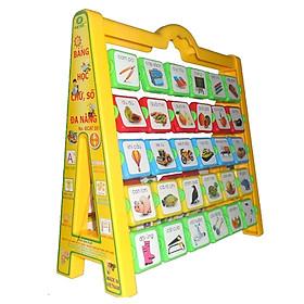 Bảng Học Chữ Và Số Đa Năng M2