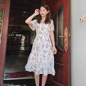 Váy khoá dọc cho con ti sz S M L XL XXl