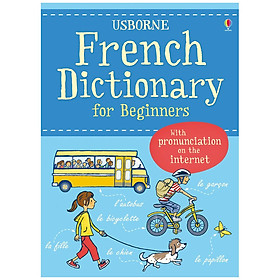 French Dictionary for Beginners