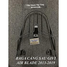 Baga Cảng sau kiểu GIVI dành cho xe Air Blade 2013-2019 (Kiểu bắt 3 ốc)