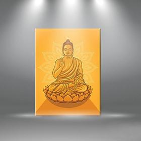 Tranh Thờ Đức Phật Treo Tường W038