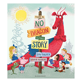 There Are No Dragons in this Story