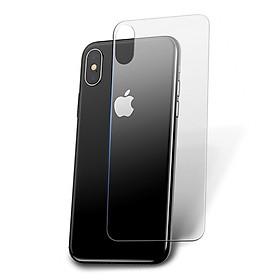 Dán cường lực mặt lưng iPhone Xs Max GOR - Hàng nhập khẩu