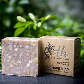 Xà phòng handmade dầu dừa Ruth - mùi hương Quế