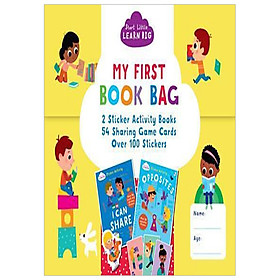 Sllb My First Book Bag
