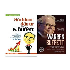 Combo Sách Lược Đầu Tư Của W. Buffett + Warren Buffett - Quá Trình Hình Thành Một Nhà Tư Bản Mỹ (Tái Bản 2017)