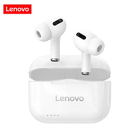 Lenovo LP1S TWS Earbuds Bluetooth 5.0 True Wireless Headphones Touch Control Sport Headset IPX4 Sweatproof In-ear