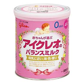 Combo 3 hộp Sữa Glico Icreo Số 0 (320g) và đồ chơi tắm Toys House