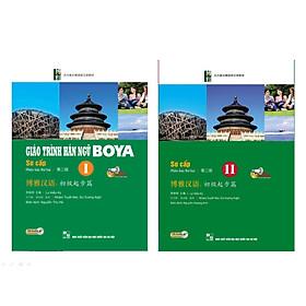 Combo 2 Cuốn: Giáo Trình Hán Ngữ BOYA Sơ Cấp 1 Và Giáo Trình Hán Ngữ BOYA Sơ Cấp 2