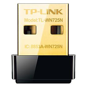 TP - Link TL- WN725N - USB Wifi Nano Chuẩn N Tốc Độ 150Mbps - Hàng Chính Hãng