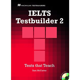 IELTS Testbuilder 2: Student's Book and Audio CD