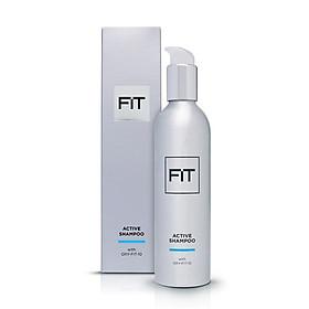 Dầu Gội Nam Fit Active Shampoo 250ml - UK