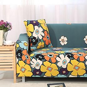 Vỏ Gối Và Vỏ Đệm Sofa Họa Tiết Trang Trí Hình Bông Hoa