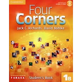 Four Corners SB 1B w CD-Rom
