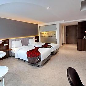 Anrizon Hotel Nha Trang 4* - Tặng 1 suất Set Menu Hải sản+Tôm hùm cho 2 người khi đặt 02 đêm trở lên