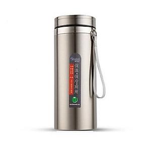 Bình giữ nhiệt 12h inox 304 1000ml BIDAMOP -giao màu ngẫu nhiên