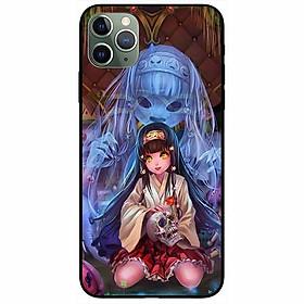 Ốp lưng dành cho Iphone 11 Pro mẫu Oan Hồn Thiếu Nữ