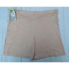 Quần mặc trong váy bầu có dây rút vải cotton