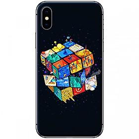 Ốp lưng dành cho iPhone XS Max Rubik