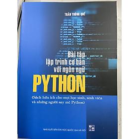 Bài tập lập trình cơ bản với ngôn ngữ