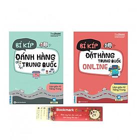 Bộ Sách Làm Giàu Từ Tiếng Trung Tặng Bookmark Cảm Xúc