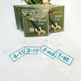 Bộ dây ukulele Alice AU04 - Bộ gồm 4 dây nilong