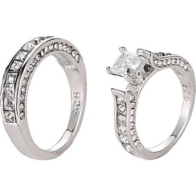 Engagement Ring Pinky Ring Design Lovers Party Beauty Lady