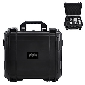 Compatible with DJI Mavic Air 2 Drone Carrying Case Handbag Portable Waterproof Travel Box