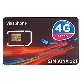 Sim 4G Vinaphone Trọn Gói 12 Tháng (5gb/Tháng) - Hàng Chính Hãng