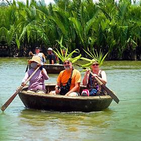 [Đà Nẵng] Tour Rừng Dừa Bảy Mẫu Hội An 01 Ngày, Khởi Hành Hàng Ngày