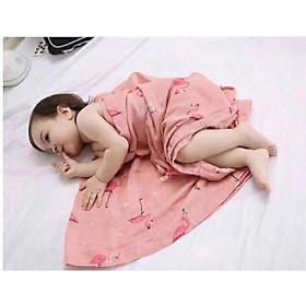 Khăn Tắm Aden sợi tre cao cấp cho bé
