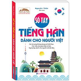 Min Jung - Sổ Tay Tiếng Hàn Dành Cho Người Việt (Kèm Tải File CD Đính Kèm)
